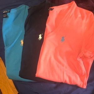 Polo by Ralph Lauren Tops - Set of Polo shirts